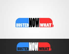 #3 for Design a Logo for BustedNowWhat.com af LuizFellipe230