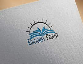 Nro 20 kilpailuun I need a logo designed for Ediciones Proust -- 1 käyttäjältä DESIGNERpro11