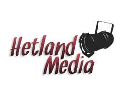 #70 para Design a logo for Hetland Media por zlostur