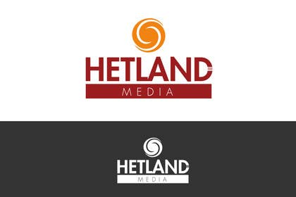 #31 for Design a logo for Hetland Media by Naumaan