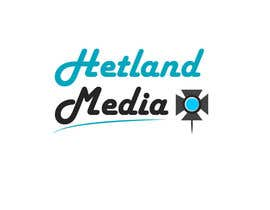 nº 43 pour Design a logo for Hetland Media par issamelyazidi