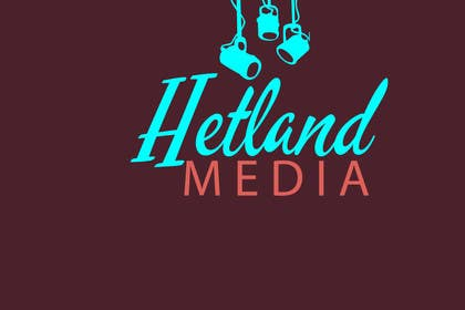 #19 for Design a logo for Hetland Media by manuel0827