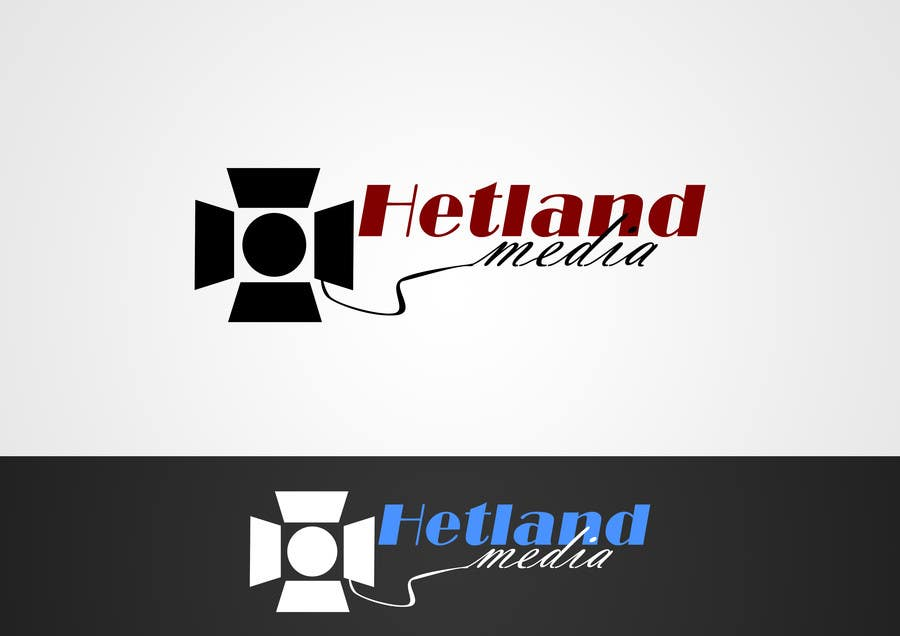 #16 for Design a logo for Hetland Media by LuizFellipe230