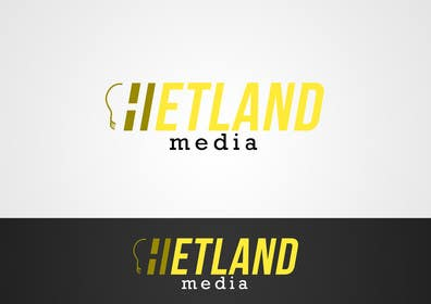 #17 for Design a logo for Hetland Media by LuizFellipe230