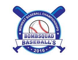 #27 for Logo for Baseball Tournament by IqbalArt