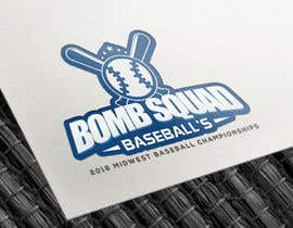 hasnaingraphic tarafından Logo for Baseball Tournament için no 9