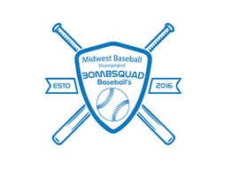 #28 for Logo for Baseball Tournament by shawoneagle