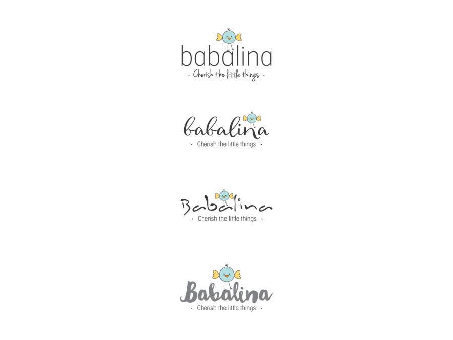 Penyertaan Peraduan #                                        228                                      untuk                                         Young Fun baby brand needs a logo design