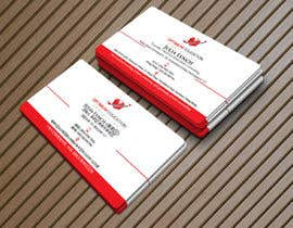 #9 for Design some Business Cards by fariatanni