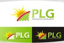 Graphic Design Contest Entry #186 for Logo Design for Photovoltaic Lighting Group or PLG