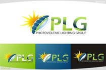 Graphic Design Contest Entry #270 for Logo Design for Photovoltaic Lighting Group or PLG