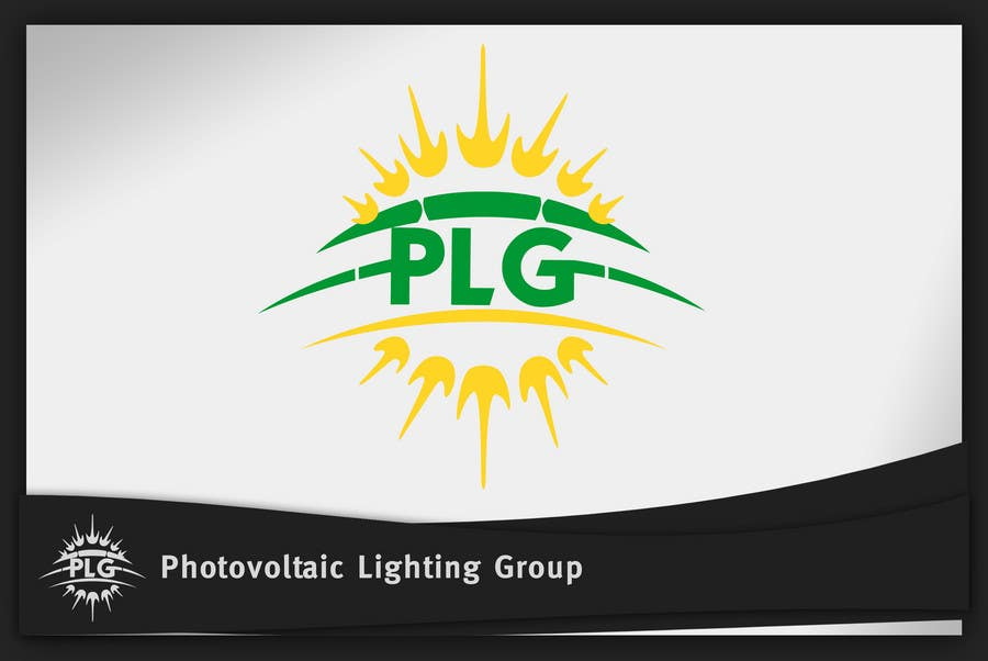 Contest Entry #                                        332                                      for                                         Logo Design for Photovoltaic Lighting Group or PLG