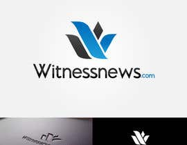 nº 70 pour Design a Logo for witnessnews.net par Verydesigns65