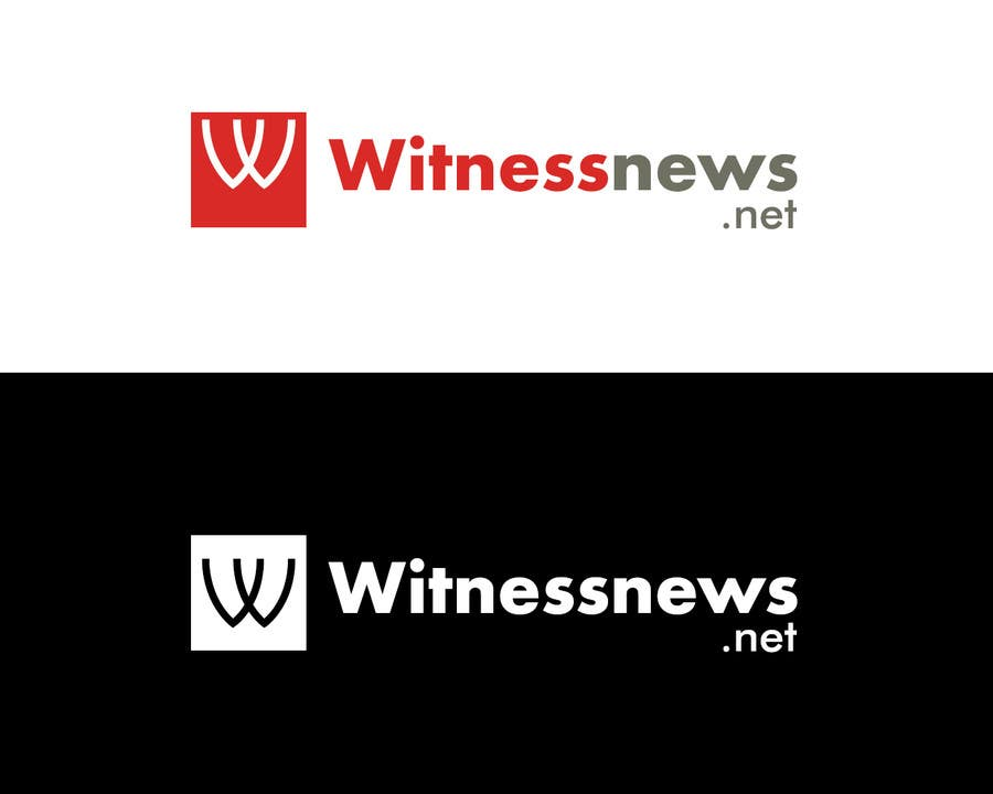 #35 for Design a Logo for witnessnews.net by LogoFreelancers