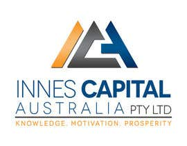 #44 untuk Design a Logo for Innes Capital Australia Pty Ltd oleh rivemediadesign