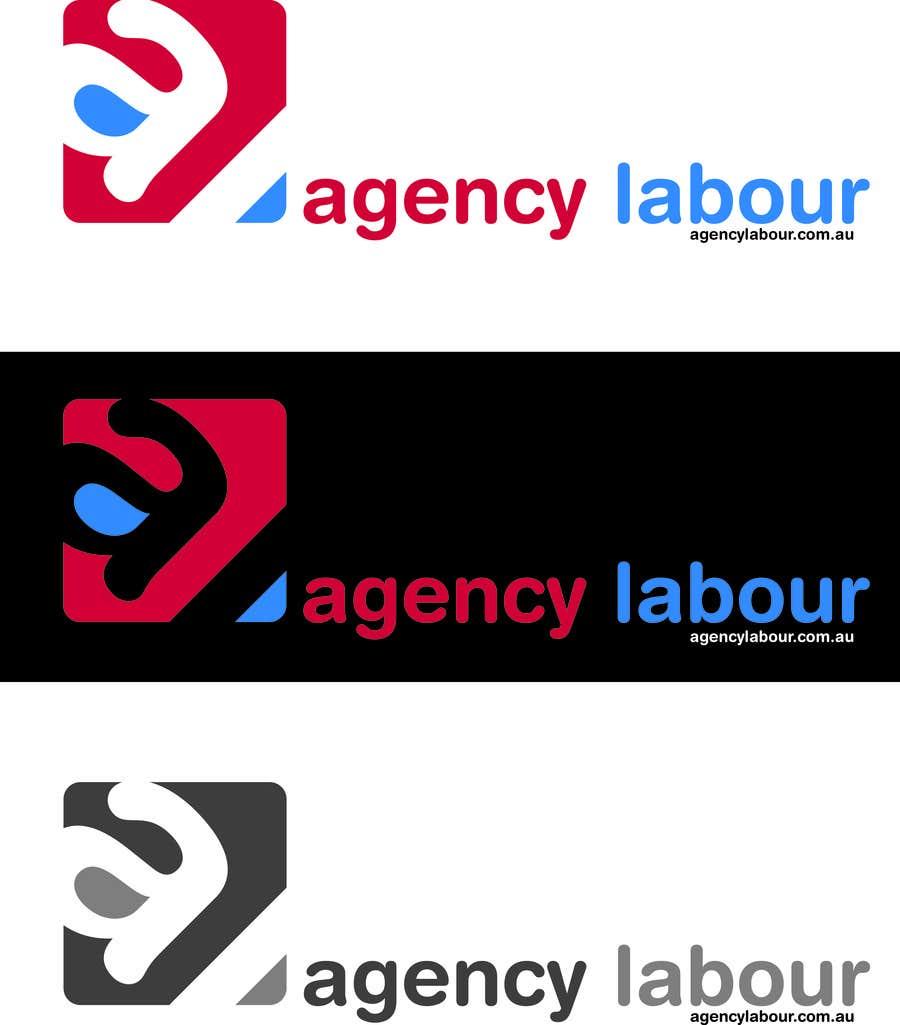 Inscrição nº 19 do Concurso para Design a Logo for Agency Labour