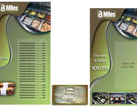#5 for business card , menu , flyer design for cafe' by krisgraphic