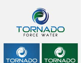 "#57 untuk Design a Logo for ""Tornado Force"" water oleh sainil786"