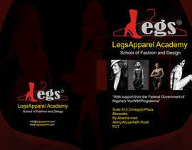 lardher tarafından Design a Fashion School Catalog and Flyer for LegsApparel için no 15