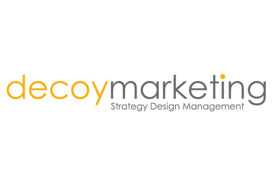 Proposta in Concorso #166 per Logo Design for Decoy Marketing