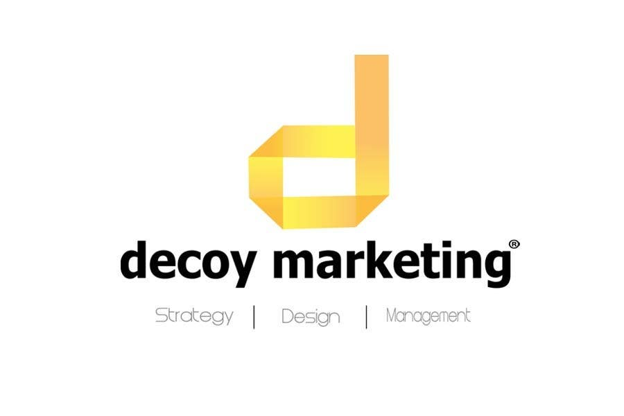 Proposta in Concorso #91 per Logo Design for Decoy Marketing
