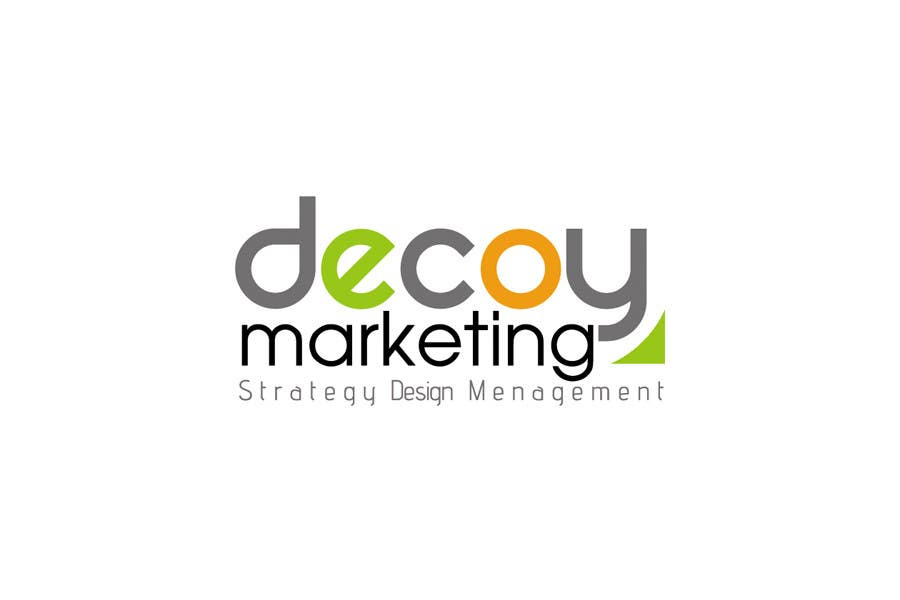 Participación en el concurso Nro.121 para Logo Design for Decoy Marketing