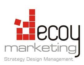 #122 untuk Logo Design for Decoy Marketing oleh Desry