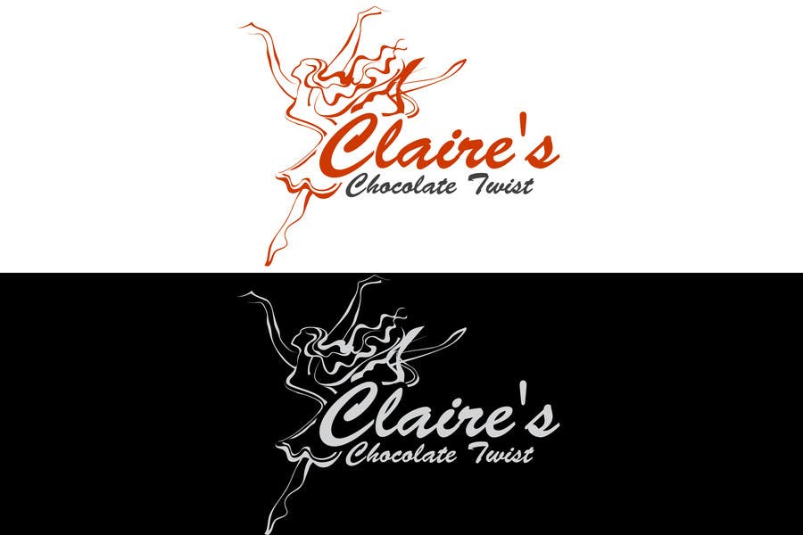 """#39 for Design a Logo for """"Claire's Chocolate Twist"""" by zswnetworks"""