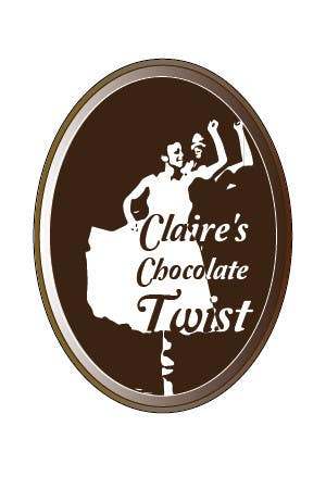 """#53 for Design a Logo for """"Claire's Chocolate Twist"""" by jjosephdesign"""