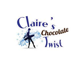 "nº 19 pour Design a Logo for ""Claire's Chocolate Twist"" par manuel0827"