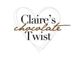 "nº 4 pour Design a Logo for ""Claire's Chocolate Twist"" par alexlightbox"