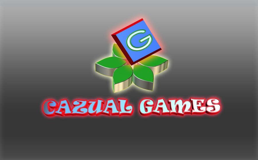 Bài tham dự cuộc thi #                                        74                                      cho                                         Logo Design for CazualGames