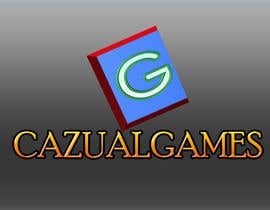 #73 for Logo Design for CazualGames by sentinel99