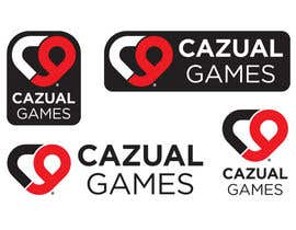 #20 for Logo Design for CazualGames by AndyGFX71