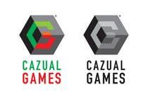 Graphic Design Kilpailutyö #68 kilpailuun Logo Design for CazualGames