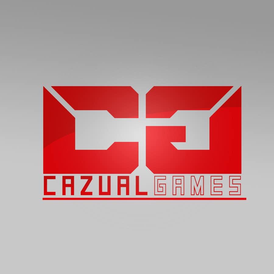 Bài tham dự cuộc thi #                                        62                                      cho                                         Logo Design for CazualGames