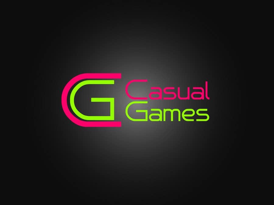 Bài tham dự cuộc thi #                                        42                                      cho                                         Logo Design for CazualGames