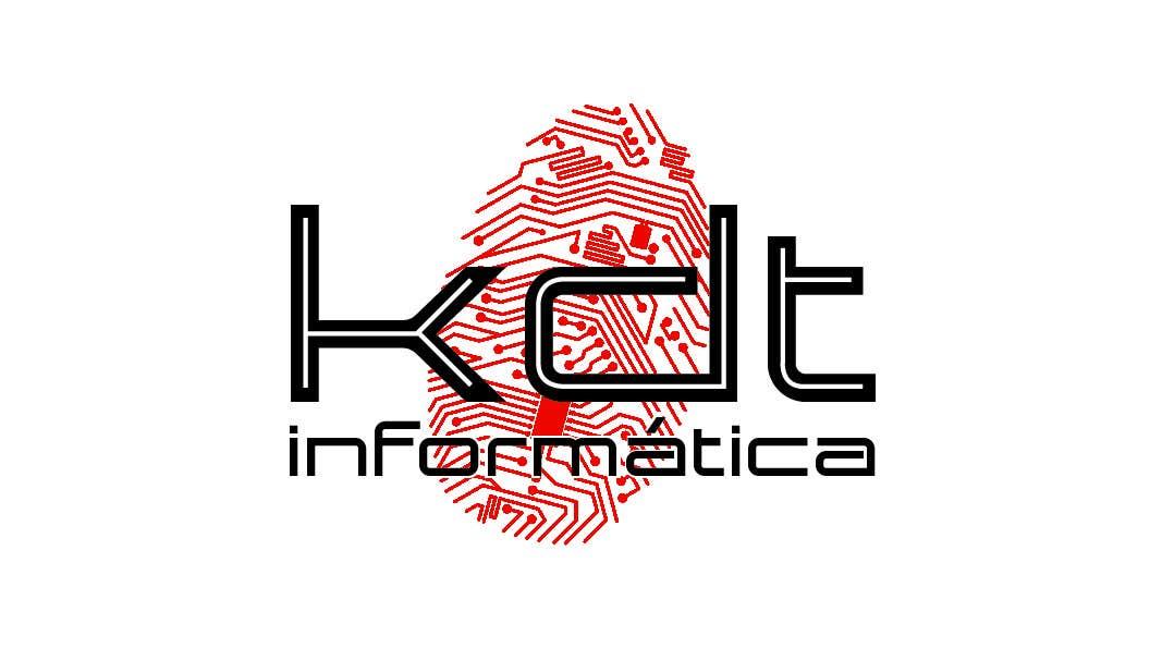 Inscrição nº 23 do Concurso para Projetar um Logo for KDT informatica