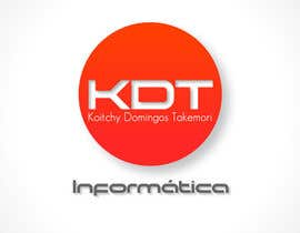 #38 for Projetar um Logo for KDT informatica af guzz7