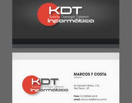 #61 for Projetar um Logo for KDT informatica by guzz7