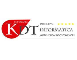 #64 for Projetar um Logo for KDT informatica af Seoallan