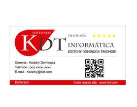 #65 for Projetar um Logo for KDT informatica af Seoallan