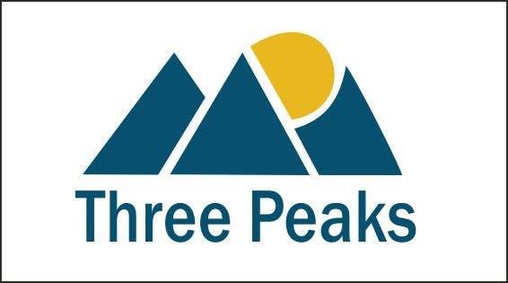Kilpailutyö #384 kilpailussa Three Peaks Logo Design