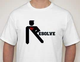 nº 5 pour Design a T-Shirt for Resolve par hemalibahal