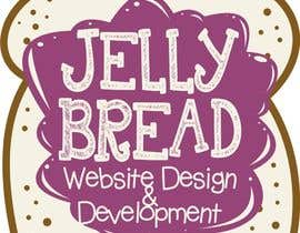 nº 17 pour Design a Logo for Jellybread Website Design and Development par JoeBrat81