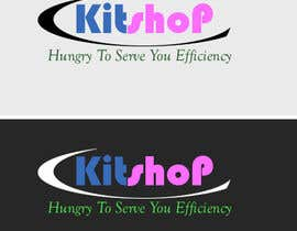 #4 for Design a logo & slogan for KitChef by PolyWorks500