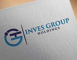 #14 for INVES GROUP HOLDINGS Logo Design by snakhter2