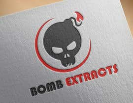 #169 for Bomb Extracts Logo Creative by alina9900