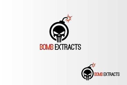 shamazohora1 tarafından Bomb Extracts Logo Creative için no 163