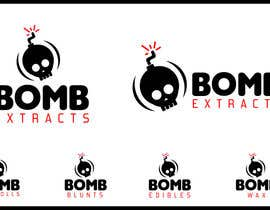 graficcs tarafından Bomb Extracts Logo Creative için no 107